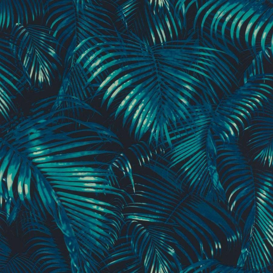 Zidna flis tapeta palmino lišće Sansa 822915 | Ljepilo besplatno - Rasch
