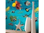 Papirnata zidna tapeta Morski svijet Sansa 310405 | Ljepilo besplatno Rasch