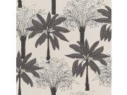 Flis tapeta za zid Club Botanique 537802 | Ljepilo besplatno Rasch