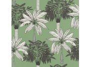 Flis tapeta za zid Club Botanique 537833 | Ljepilo besplatno Rasch