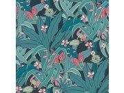 Flis tapeta za zid Club Botanique 538939 | Ljepilo besplatno Rasch