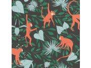 Flis tapeta za zid Club Botanique 540147 | Ljepilo besplatno Rasch