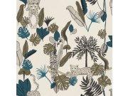 Flis tapeta za zid Club Botanique 540345 | Ljepilo besplatno Rasch