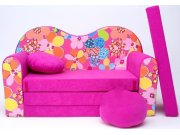 Dječja sofa Cvijeće Dječje sofe