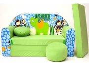 Dječja sofa Jungle II Dječje sofe