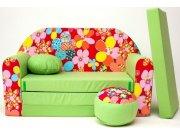 Dječja sofa Cvijeće II Dječje sofe