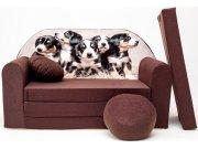Dječja sofa Štene štenad Dječje sofe