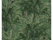 36480-2 Flis tapete za zid lišće Greenery | Ljepilo besplatno AS Création