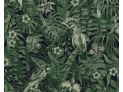 37210-1 Flis tapete za zid lišće Greenery | Ljepilo besplatno AS Création