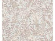 37210-2 Flis tapete za zid lišće Greenery | Ljepilo besplatno AS Création