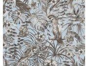 37210-3 Flis tapete za zid lišće Greenery | Ljepilo besplatno AS Création