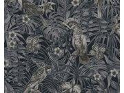 37210-4 Flis tapete za zid lišće Greenery | Ljepilo besplatno AS Création
