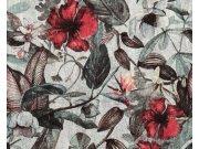 37216-1 Flis tapete za zid cvijeće Greenery | Ljepilo besplatno AS Création