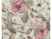 37216-4 Flis tapete za zid cvijeće Greenery | Ljepilo besplatno AS Création