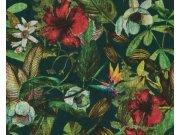 37216-5 Flis tapete za zid cvijeće Greenery | Ljepilo besplatno AS Création