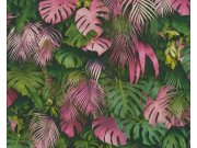 37280-1 Flis tapete za zid lišće Greenery | Ljepilo besplatno AS Création