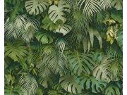 37280-2 Flis tapete za zid lišće Greenery | Ljepilo besplatno AS Création
