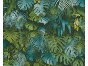 37280-3 Flis tapete za zid lišće Greenery | Ljepilo besplatno AS Création