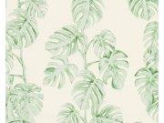 37281-3 Flis tapete za zid lišće Greenery | Ljepilo besplatno AS Création