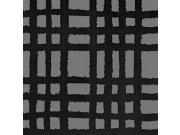 Flis tapeta za zid Eijffinger Black & Light 356052, 0,52 x 10 m Eijffinger