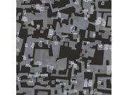Flis tapeta za zid Eijffinger Black & Light 356042, 0,52 x 10 m Eijffinger