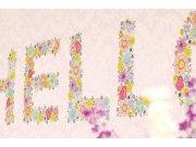 Luksuzna flis foto tapeta digitalni tisak Rice 359153 | Ljepilo besplatno Eijffinger