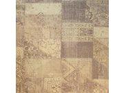 Luksuzna zidna flis tapeta patchwork Masterpiece 358032   Ljepilo besplatno Eijffinger