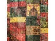 Luksuzna zidna flis tapeta patchwork Masterpiece 358030   Ljepilo besplatno Eijffinger