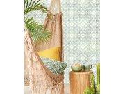 Luksuzna flis foto tapeta Carmen 392576, Rosario Tiles, 150 x 300 cm | Ljepilo besplatno Eijffinger