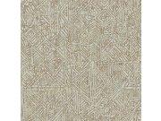 Luksuzna zidna flis tapeta Terra 391521, 0,52 x 10 m | Ljepilo besplatno Eijffinger