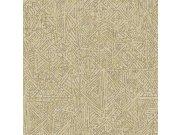 Luksuzna zidna flis tapeta Terra 391522, 0,52 x 10 m | Ljepilo besplatno Eijffinger