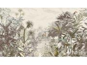Luksuzna flis foto tapeta Skin Into the Wild Natural 300610, 490 x 280 cm | Ljepilo besplatno Eijffinger