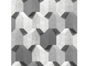Zidna flis tapeta Reflets L77999D | Ljepilo besplatno Upéga