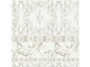 Luksuzna zidna flis tapeta Acquazzurra 46468, 1,06 x 10 m | Ljepilo besplatno Emiliana Parati