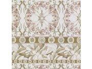 Luksuzna zidna flis tapeta Acquazzurra 46462, 1,06 x 10 m | Ljepilo besplatno Emiliana Parati
