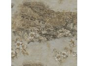 Luksuzna zidna flis tapeta Acquazzurra 46424, 1,06 x 10 m | Ljepilo besplatno Emiliana Parati
