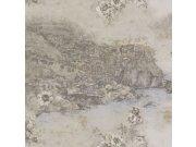 Luksuzna zidna flis tapeta Acquazzurra 46423, 1,06 x 10 m | Ljepilo besplatno Emiliana Parati