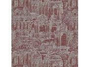 Luksuzna zidna flis tapeta Palazzo Reale 46541, 1,06 x 10 m | Ljepilo besplatno Emiliana Parati