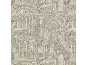 Luksuzna zidna flis tapeta Palazzo Reale 46535, 1,06 x 10 m | Ljepilo besplatno Emiliana Parati