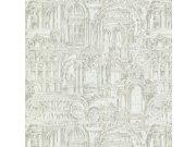 Luksuzna zidna flis tapeta Palazzo Reale 46532, 1,06 x 10 m | Ljepilo besplatno Emiliana Parati