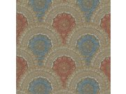 Luksuzna zidna flis tapeta Palazzo Reale 46512, 1,06 x 10 m | Ljepilo besplatno Emiliana Parati