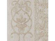 Luksuzna zidna flis tapeta Trussardi 5 Z21820, Ornamentální zámecký vzor, 0,70 x 10 m   Ljepilo besplatno Zambaiti Parati