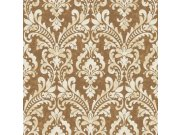 Zidna flis tapeta ornamenti Verde 2 VD219173, 0,53 x 10 m | Ljepilo besplatno Design ID