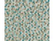 37463-2 Moderan flis tapeta za zid Asian Fusion, 0,53 x 10 m | Ljepilo besplatno AS Création
