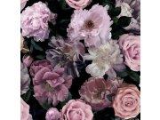 Dječja papirnata tapeta Kids@Home Cvijeće 108697, 0,52 x 10 m | Ljepilo besplatno Djeca