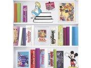 Dječja papirnata tapeta Kids@Home Mickey, 106455, 0,52 x 10 m | Ljepilo besplatno Djeca
