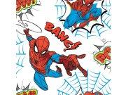 Dječja papirnata tapeta Kids@Home Spiderman, 108553, 0,52 x 10 m | Ljepilo besplatno Djeca