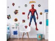 Dječja naljepnica za zid Spiderman 45675 Naljepnice za dječju sobu