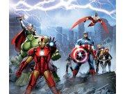 Foto zavjese Avengers FCSXL4328, 180 x 160 cm Foto zavjese
