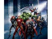 Foto zavjese Avengers FCSXL4391, 180 x 160 cm Foto zavjese